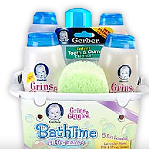Free Gerber Baby Food Samples